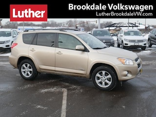 2011 Toyota RAV4 4WD  V6 5-Spd AT Ltd SUV