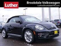 2018 Volkswagen Beetle SE Auto Convertible
