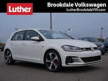 2018 Volkswagen Golf GTI 2.0T S Manual Hatchback