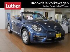 2019 Volkswagen Beetle S Auto Convertible