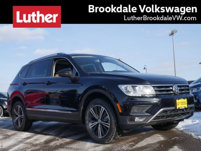 New 2019 Volkswagen Tiguan For Sale At Brookdale Volkswagen Vin