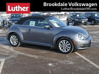 2013 Volkswagen Beetle Convertible DSG 2.0L TDI Convertible