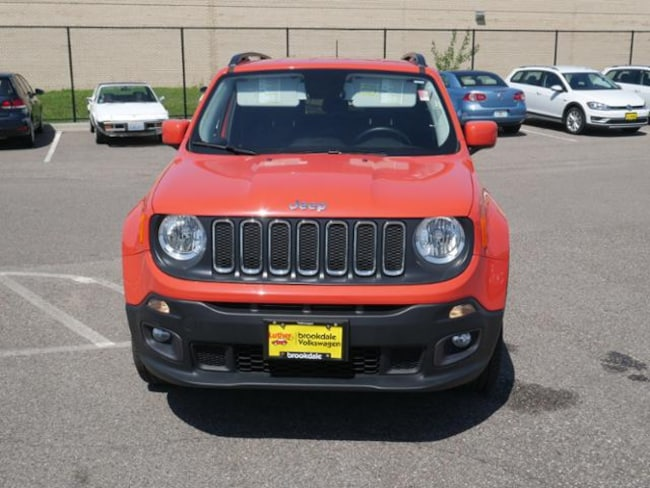 Used 2016 Jeep Renegade For Sale at Brookdale Volkswagen