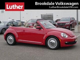 2016 Volkswagen Beetle Convertible Auto 1.8T SE Pzev Convertible