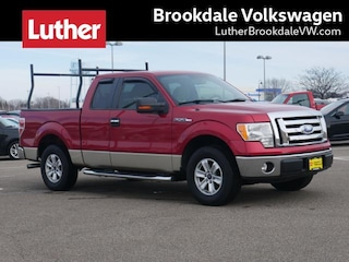 2009 Ford F-150 2WD Supercab 145 XLT Truck Super Cab