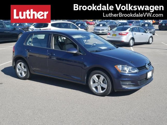 Used 2017 Volkswagen Golf For Sale Brooklyn Center Mn