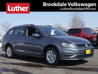 2018 Volkswagen Golf SportWagen 1.8T S Auto Wagon
