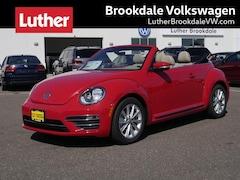 2019 Volkswagen Beetle SE Auto Convertible