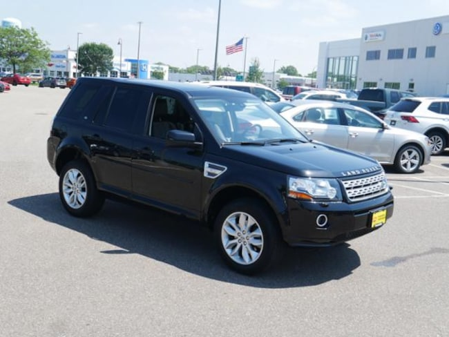 Used 2014 Land Rover LR2 For Sale at Luther Automotive | VIN