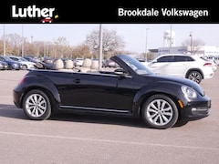 2015 Volkswagen Beetle Convertible 2.0L TDI w/Sound/Nav Convertible