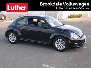 2016 Volkswagen Beetle Coupe Auto 1.8T Wolfsburg Edition Pzev Hatchback