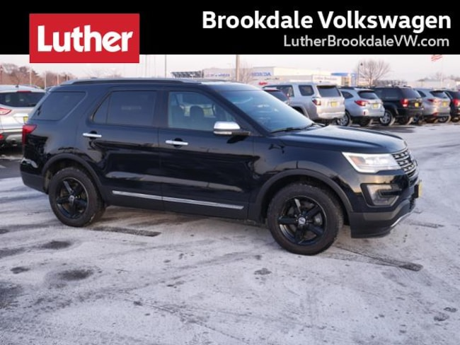 2016 Ford Explorer 4WD  XLT SUV