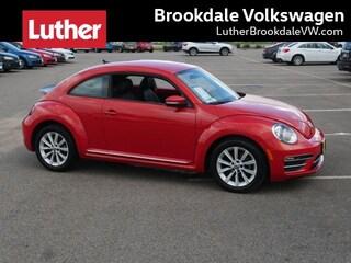 2017 Volkswagen Beetle 1.8T SE Auto Hatchback