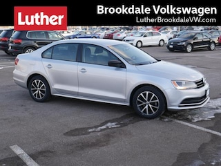 2016 Volkswagen Jetta Sedan Auto 1.4T SE Sedan