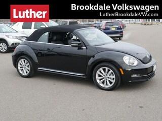 2013 Volkswagen Beetle Convertible DSG 2.0L TDI w/Sound/Nav Convertible