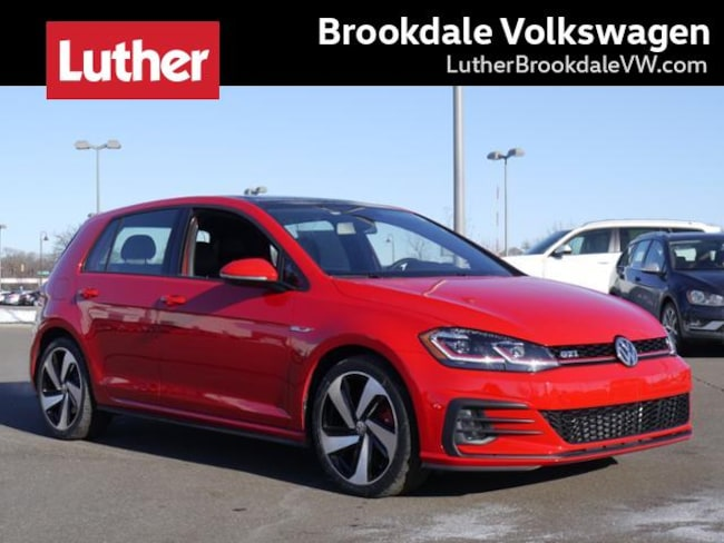 2018 Volkswagen Golf GTI 2.0T SE Manual Hatchback