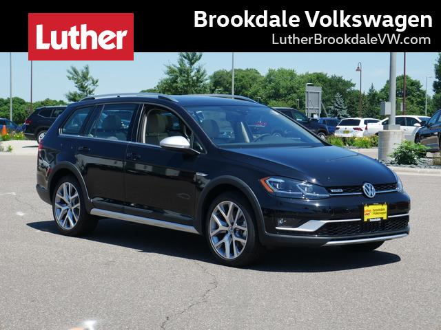 2019 Volkswagen Golf Alltrack 1.8T SE Manual Wagon