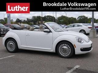 2014 Volkswagen Beetle Convertible Auto 1.8T w/Tech Convertible