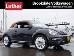2019 Volkswagen Beetle Final Edition SEL Auto Convertible