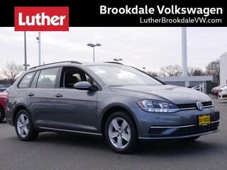 2018 Volkswagen Golf SportWagen 1.8T SE Auto Wagon