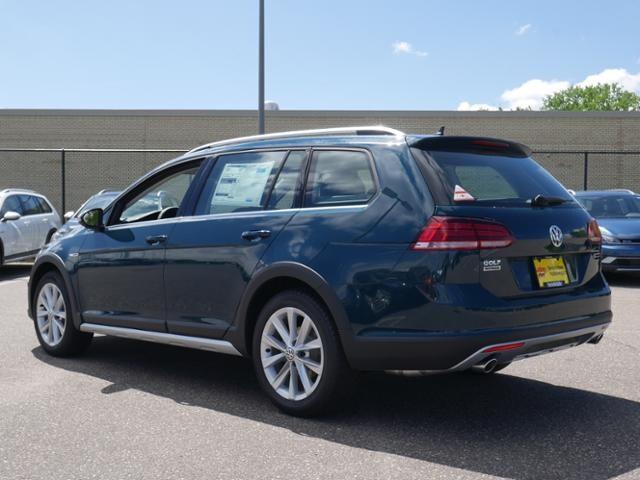 New 2019 Volkswagen Golf Alltrack For Sale at Brookdale