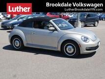 2015 Volkswagen Beetle Convertible Auto 1.8T Classic Pzev Convertible