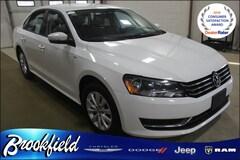 Bargain Used 2014 Volkswagen Passat 1.8T Wolfsburg Edition Sedan for sale in Benton Harbor, MI
