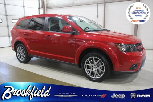 New 2018 Dodge Journey GT AWD Sport Utility for sale in Benton Harbor MI