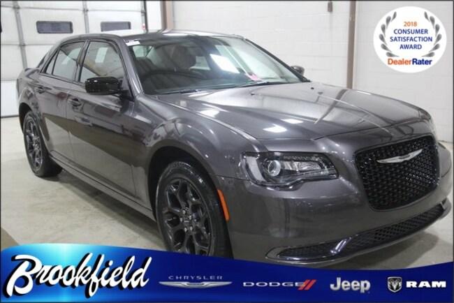 New 2019 Chrysler 300 TOURING AWD Sedan for sale in Benton Harbor MI