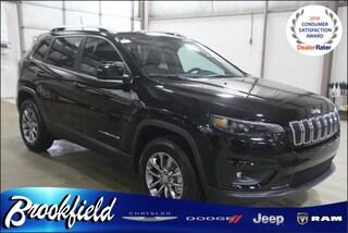 New  2019 Jeep Cherokee LATITUDE PLUS 4X4 Sport Utility for sale in Benton Harbor, MI