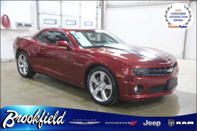 Used 2010 Chevrolet Camaro SS Coupe for sale in Benton Harbor, MI