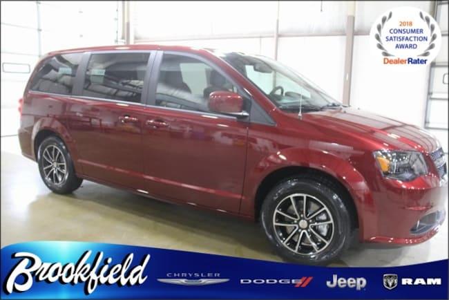 New 2019 Dodge Grand Caravan SXT Passenger Van for sale in Benton Harbor MI
