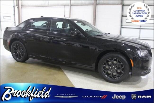 New 2019 Chrysler 300 S AWD Sedan for sale in Benton Harbor MI