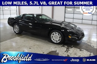 Used 1995 Chevrolet Corvette Base Coupe for sale in Benton Harbor, MI