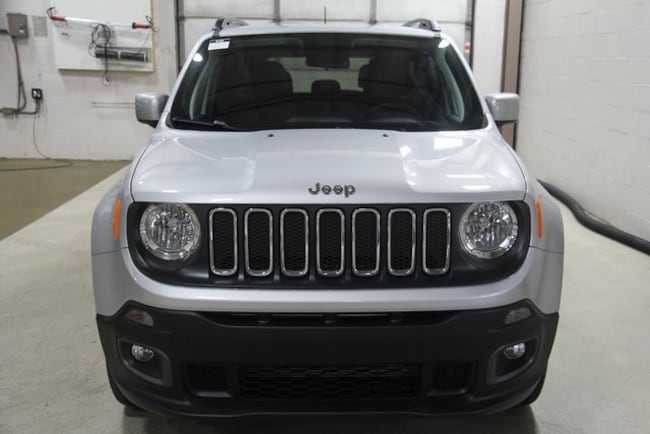 New 2018 Jeep Renegade LATITUDE 4X4 Sport Utility for sale in Benton Harbor MI