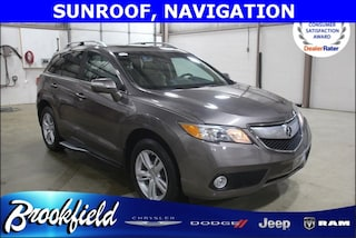 Used 2013 Acura RDX Technology Package SUV for sale in Benton Harbor, MI