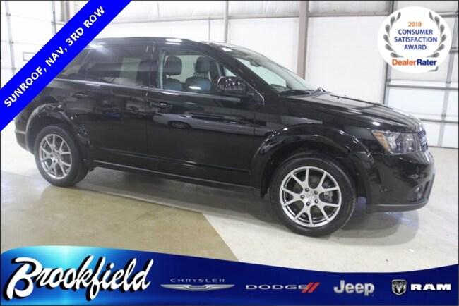 Used 2015 Dodge Journey R/T SUV for sale in Benton Harbor, MI