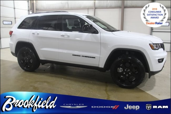 New 2019 Jeep Grand Cherokee UPLAND 4X4 Sport Utility for sale in Benton Harbor MI