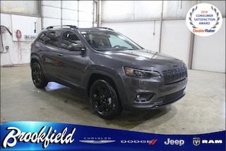 New  2019 Jeep Cherokee ALTITUDE 4X4 Sport Utility for sale in Benton Harbor, MI