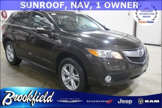 Used 2014 Acura RDX Technology Package SUV for sale in Benton Harbor, MI
