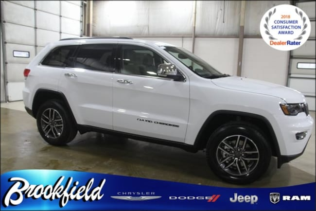 New 2019 Jeep Grand Cherokee LIMITED 4X4 Sport Utility for sale in Benton Harbor MI
