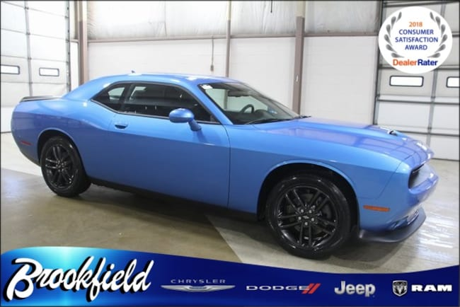 New 2019 Dodge Challenger GT AWD Coupe for sale in Benton Harbor MI