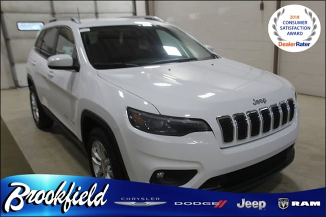 New 2019 Jeep Cherokee LATITUDE FWD Sport Utility for sale in Benton Harbor MI