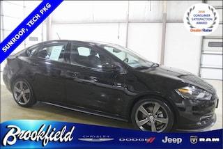 Used 2015 Dodge Dart Limited/GT Sedan for sale in Benton Harbor, MI