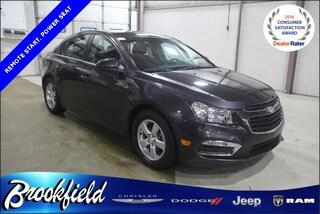 Used 2015 Chevrolet Cruze 1LT Sedan for sale in Benton Harbor, MI