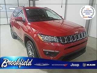 New  2018 Jeep Compass LATITUDE 4X4 Sport Utility for sale in Benton Harbor, MI
