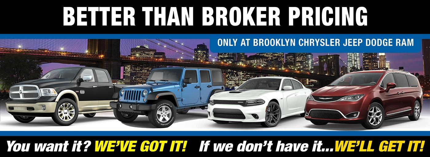 New Used Car Dealership Near Queens NY Brooklyn CJDR - Closest chrysler dealer