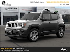 2021 Jeep Renegade LIMITED 4X4 Sport Utility