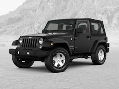 2018 Jeep Wrangler JK SPORT S 4X4 Sport Utility
