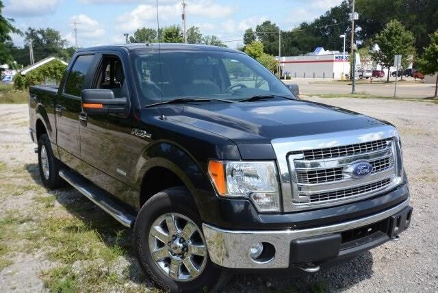 2014 Ford F-150 XLT Truck